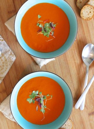 soup, tomato, healthy